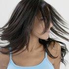 Cómo permitir que tu cabello se seque al aire