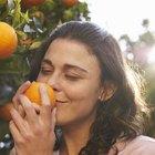 Cómo hacer un ambientador de cáscara de naranja con sal