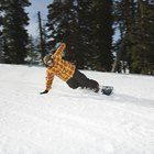 Tipos de configuración de las fijaciones para trucos en snowboard