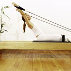 La escala salarial de un instructor de Pilates