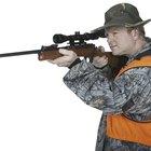 Cómo montar una mira para rifles Winchester  30-30