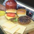 ¿Puedes perder peso comiendo sólo la hamburguesa y no el pan?