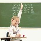 Cómo enseñar matemática a alumnos del cuarto grado utilizando lecciones de tres partes