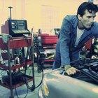 Cómo reemplazar la cabina del filtro de aire de un Toyota Corolla