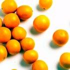 Las desventajas de comer naranjas