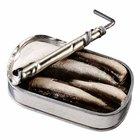 Atún versus sardinas