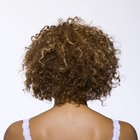 Curl the Top Layer of Hair