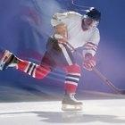 Dolor de muñeca por el hockey sobre hielo