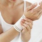 ¿Cuáles son los tratamientos para el dolor en el dedo índice por el uso del mouse?