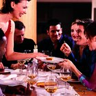 Etiquette on Taking Food From a Dinner Party