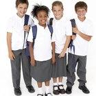 ¿Cómo ayuda el uso del uniforme escolar a reducir problemas de disciplina?