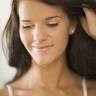 Tratamientos caseros para el cabello con aceite de oliva, aguacate, huevo y banana
