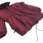 Cómo impermeabilizar un abrigo encerado