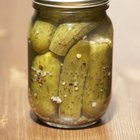 What Are the Seeds in Pickle Jars?