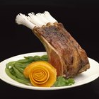 What Are the Differences Between Lamp Chops and Racks of Lamb?