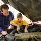 Cómo reparar una transmisión Chevrolet TH350