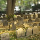Grants for Cemetery Maintenance