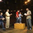 Comparación entre drama y comedia en el teatro