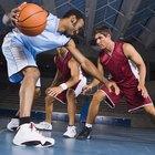 Cómo encintar un dedo pulgar con un esguince para jugar baloncesto