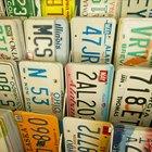 Cómo encontrar al dueño registrado de un vehículo usando un número de placa