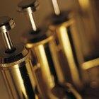 Herramientas para reparar instrumentos de metal