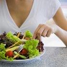 Restricciones en la dieta de pacientes con insuficiencia renal.