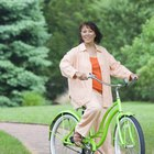 Bicicleta playera de una velocidad contra una de siete velocidades