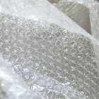 Types of Bubble Wrap