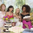 What Is the Rule About Favors at a Bridal Shower?