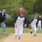 Baseball seguro para niños