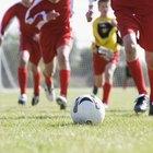 Entrenamiento de cambio de velocidad para fútbol