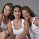 El embarazo durante la menopausia