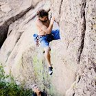 Técnicas para escalada en salientes de roca
