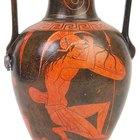 Cómo hacer un jarrón griego con arcilla