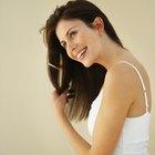Síntomas de rotura en el cabello