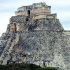 Cómo hacer una pirámide azteca de papel
