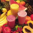 Batidos saludables que aumentan tu energía