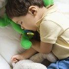 Cómo ayudar a que tu hijo duerma en la guardería