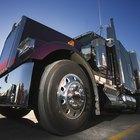 Lista de control para una inspección de seguridad para los camiones