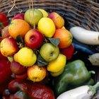 ¿Qué frutas y verduras alivian la constipación?