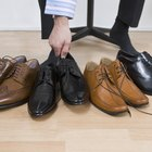 Mink Oil vs. Shoe Polish