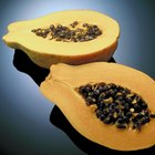 How to Freeze Papaya