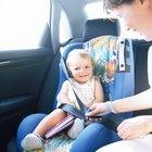 Requerimientos de peso y estatura para asientos de seguridad de automóvil que miran hacia adelante