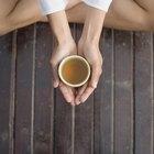 ¿Tiene cafeína el té oolong?