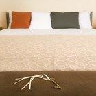 Cómo diseñar una habitación de motel