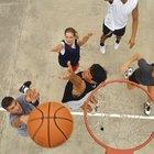 ¿Qué músculos deben desarrollar los jugadores de baloncesto?