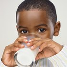 ¿La leche contiene proteína?