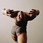 Estiramientos de espalda para bailarines de ballet