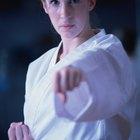 Cómo avanzar a cinturón amarillo enTaekwondo