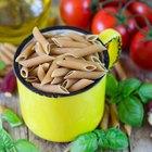 Whole-Grain Pasta Ingredients